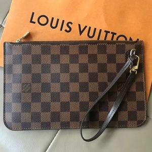 Louis Vuitton Pouch GM